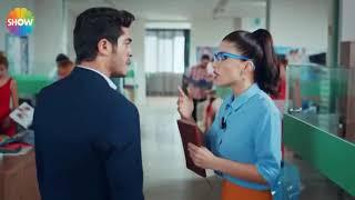 Любовь не понимает слов: Мурат узнал ,что Хаят попала в больницу. (7 серия)
