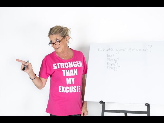 Stronger Than My Excuses Video Gallery 30-1104
