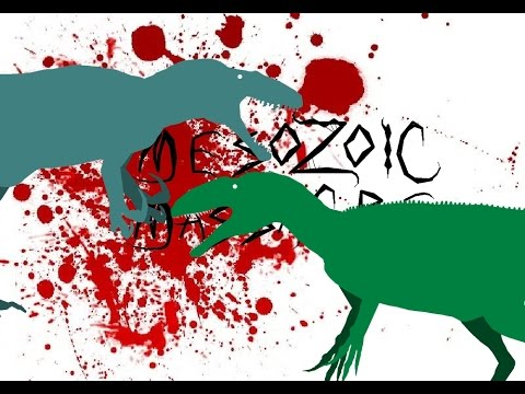 Mesozoic Massacre! Australovenator vs. Neovenator