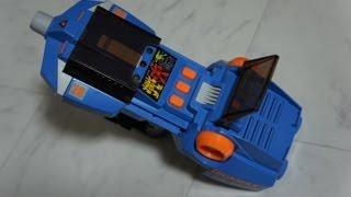 超電動ロボ 鉄人28号FXより、鉄人コントローラー グリッドランサーです。 ほんとのことだけ知りたいよ~♪ □超電動ロボ 鉄人28号FX+17号合体セッ...