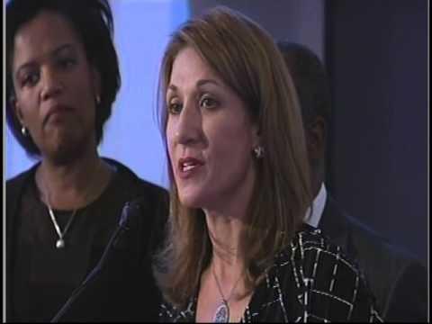 Honoring Lt. Governor Karyn Polito at the 2016 Haitian Gala