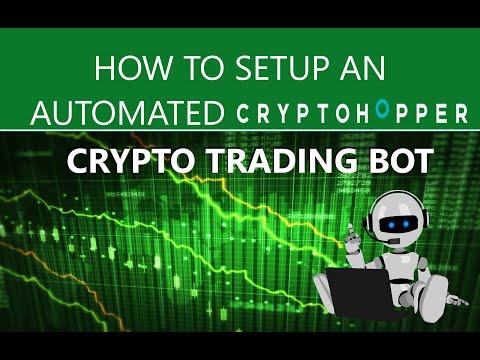 How to Setup Profitable CryptoHopper Automated Crypto Trading Bot Bollinger Band Strategy on KuCoin