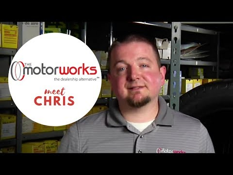 Meet Chris at TMW Auto Winston-Salem's Lexus, BMW, Mercedes Car Service | (336) 759-9714