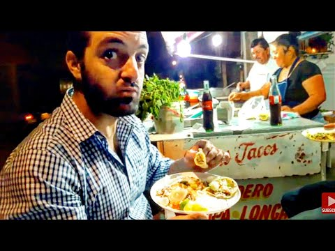 STREET FOOD: REAL MEXICAN TACOS!