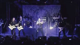 CREMATORY Everything Official Live Video