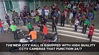 Magnanakaw huli! sa high-quality CCTV cameras
