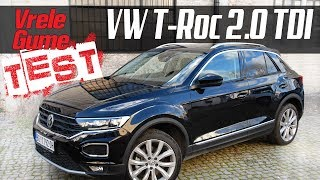VW T-Roc 2.0 TDI 4MOTION -  Road Test by Miodrag Piroški