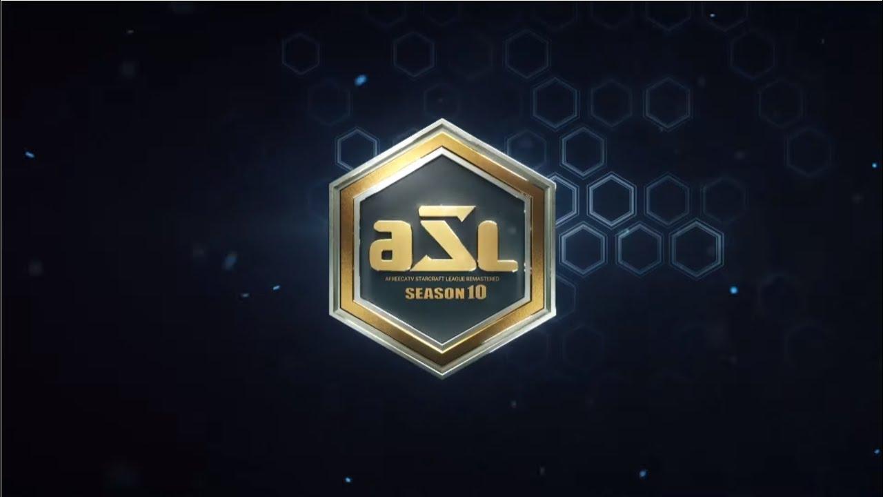 [ENG] AfreecaTV StarLeague(ASL) S10 3rd Place Match