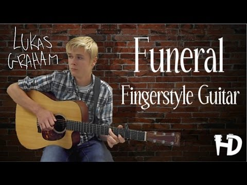 Funeral - Lukas Graham Fingerstyle Guitar Cover [FREE TABS] - YouTube