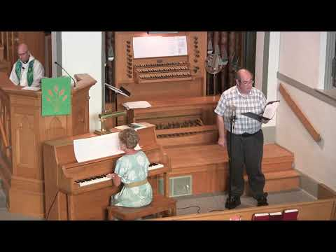 Zion Sunday Service, 8-15-2021
