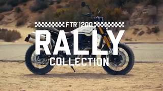 FTR™ 1200 Rally Collection   Indian Motorcycle