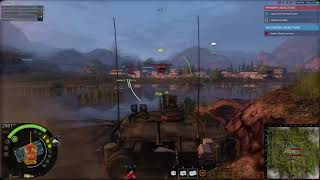 Armored Warfare v0 22 XM1A3 pve