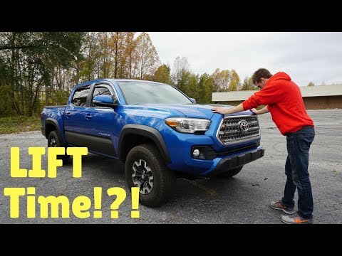 What Is The BEST Lift Kit For the 3rd Gen Toyota Tacoma?