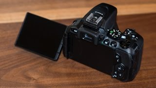 Nikon D5500 Video Settings Explained