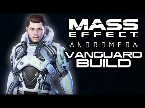 MASS EFFECT ANDROMEDA: Annihilation Vanguard Build! (Skills, Weapons, And Armor Guide)