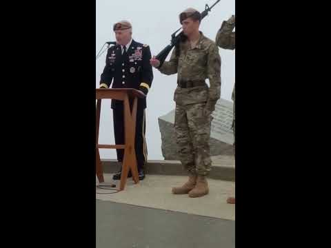 General Thomas, U.S. Special Operations Command Pointe Du Hoc D-Day speech 6 June 2016