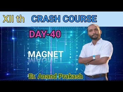 MAGNET TERRESTRIAL MAGNETISM DAY 40