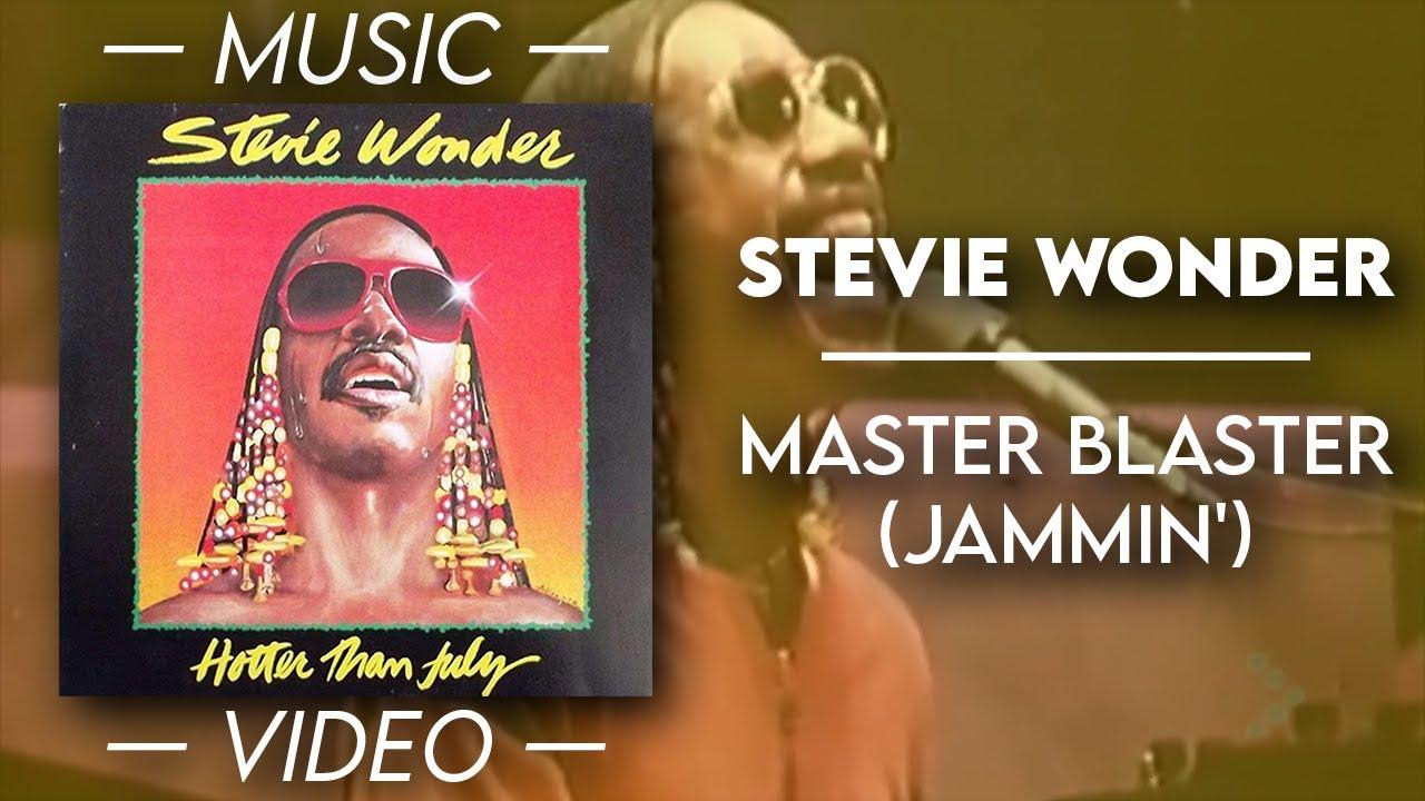 Download Stevie Wonder - Master blaster (Jammin') — (Official Music Video)