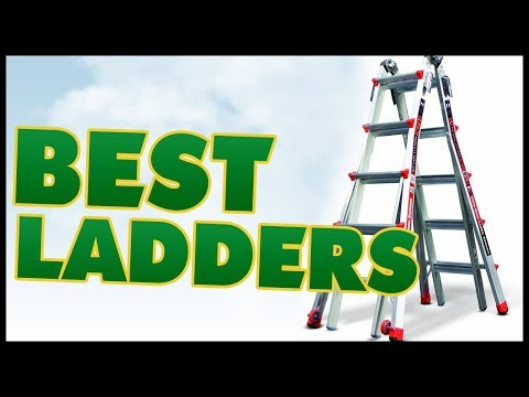 8 Best Ladder For Home Use Review - YouTube