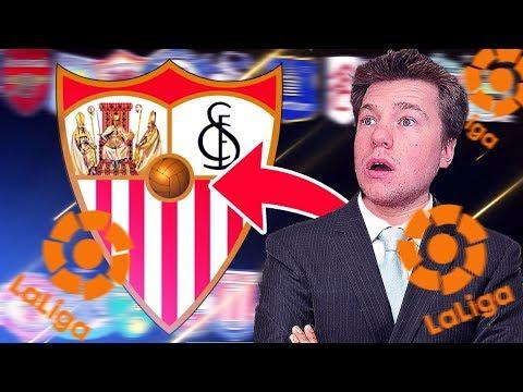 🔨WIELKA PRZEBUDOWA SEVILLI🔥SYMULOWANA KARIERA MENADŻERA #7 FIFA 18