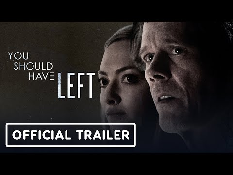 You Should Have Left - Official Trailer (2020) Amanda Seyfried, Kevin Bacon