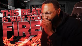 this beat is way too FIRE!!! (making a boom bap beat fl studio)