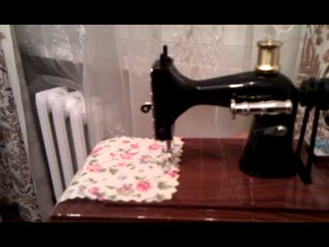 Vintage Mini Sewing Machine Style Mechanical Music Box YouTube Magnificent Singer Sewing Machine Music Box