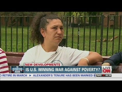 What does War on Poverty look like today?