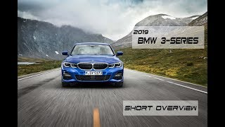 All New 2019 BMW 3 Series | Short Overview | Exterior | Interior | Specifications | High Wheels Blog