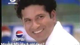 Sachin Aaya Re Pepsi Old Indian Doordarshan Ad