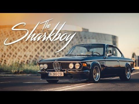 Ep. 19 - The Sharkboy (BMW E9 2800 CS )