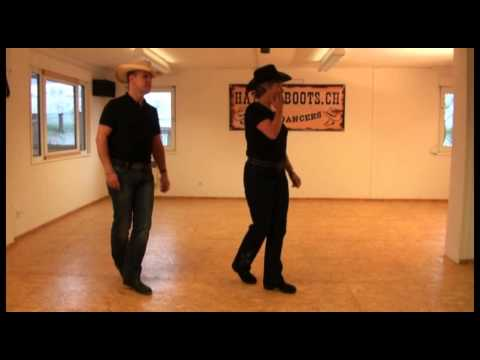 Disappearing Tail Lights - Line Dance