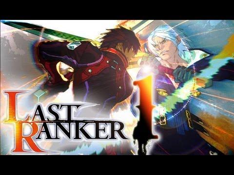 ►►► Last Ranker ◄◄◄ (PSP) - Walkthrough - Part 1