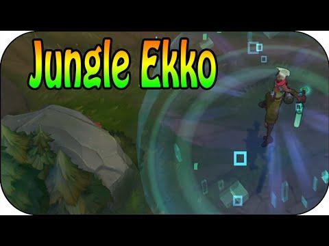 Ekko Jungle Season 5 League Of Legends Doovi - Imagez co