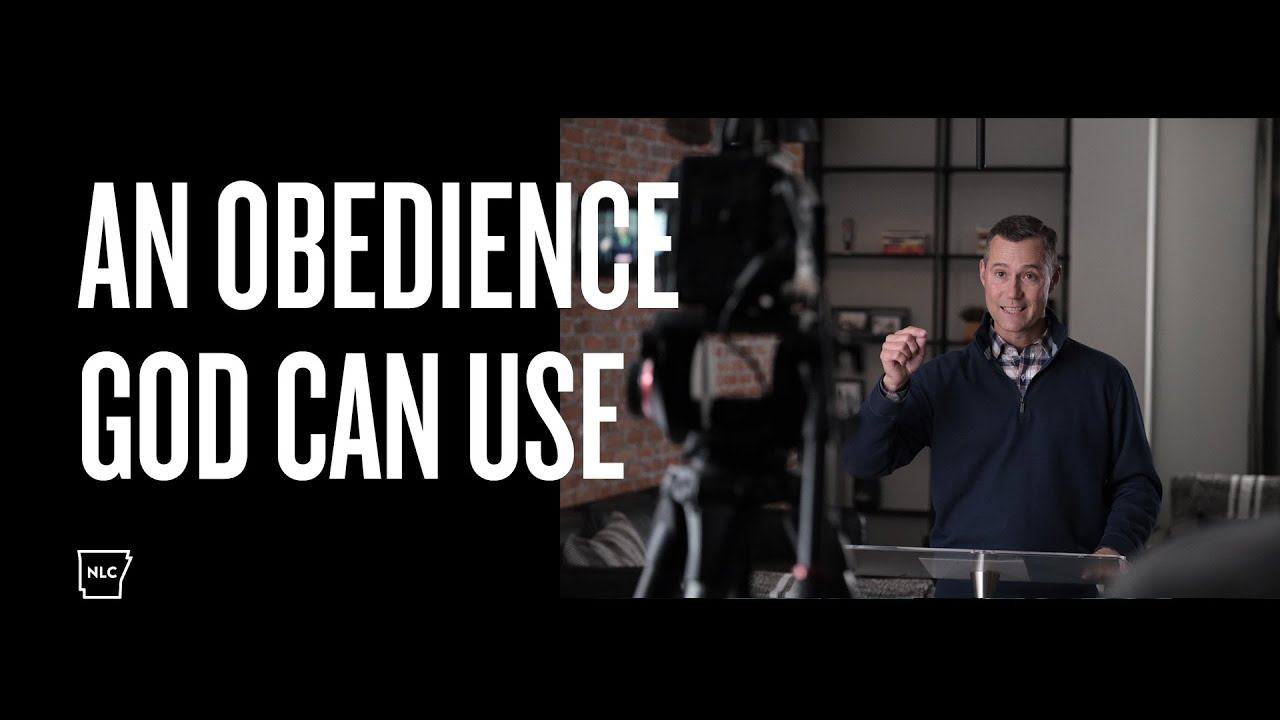 An Obedience God Can Use