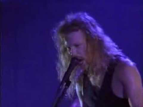 Fade To Black (Seattle '89)