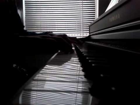 Deep Impact Theme: The Wedding, piano