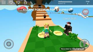 It does Pokemon Go Roblox- ( La Cosa gas mileage) it got me suspended.