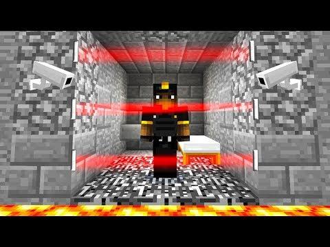 I got arrested... I have to escape! [Minecraft Pocket Edition] - I got arrested... I have to escape! [Minecraft Pocket Edition]
