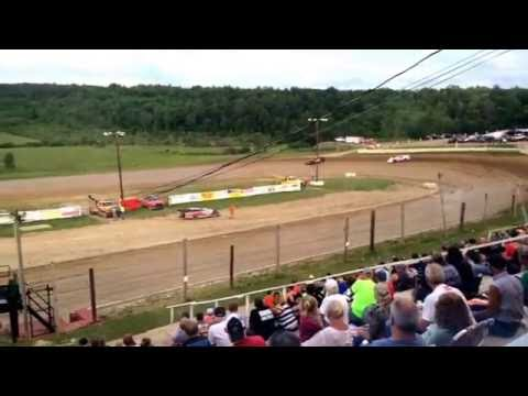 2016 Woodhull Raceway 360 Late Model King of the Ring