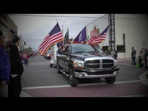 Highlights 2013 Dickson County Tennessee Christmas Parade
