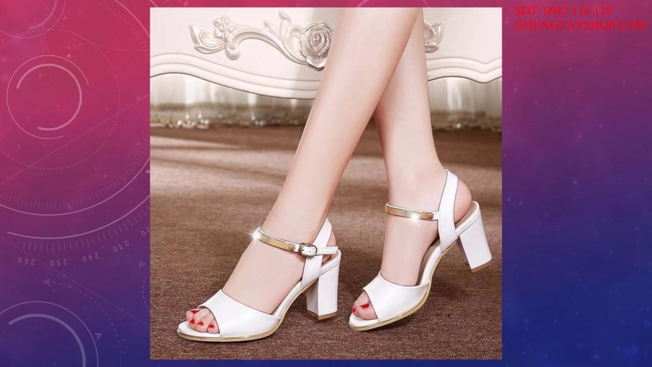 Giày Nữ Xinh Cao Gót – Đẹp Nhất