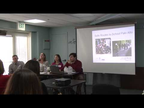 "Safe Routes to School: Cmty, Health, & Env. Benefits - Silicon Valley ""Let's Get Moving"" Summit 2014"