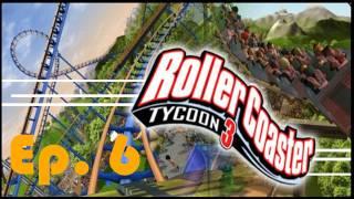 [Dansk] RollerCoaster Tycoon 3 m/ Spirit0fDawn Ep. 6 - Gi