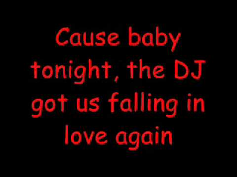 Usher – DJ Got Us Fallin' in Love Lyrics | Genius Lyrics