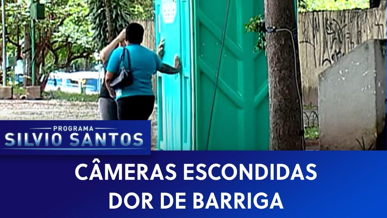 Dor de Barriga | Câmeras Escondidas (25/07/21)