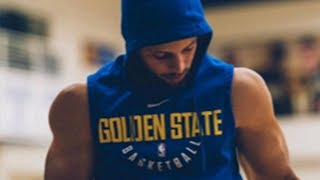 Steph Curry Claims He Got RIPPED In A Week!