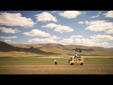 🔴 Holborn Assets: The Mongol Road Trip 2017!