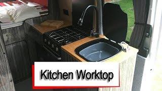 Mercedes Sprinter Camper - Kitchen Worktop