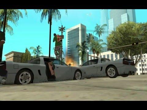 GTA SA Obtaining AP Infernus The Easier Way - Part 1